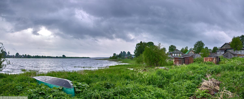 Каргополь, Архангельская область, Россия, Онега