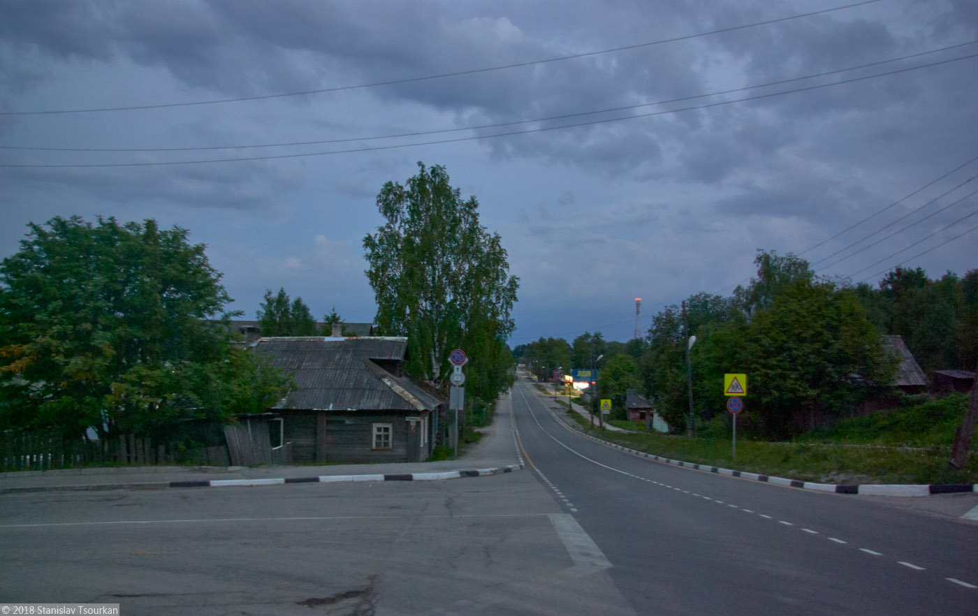 Пудож, Карелия, республика Карелия, Комсомольская улица