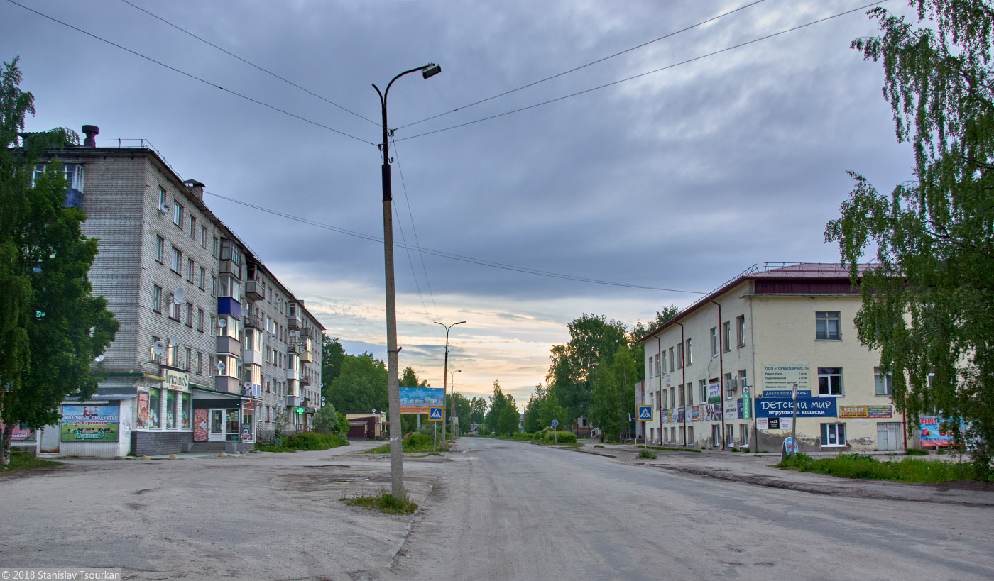 Пудож, Карелия, республика Карелия, улица Ленина