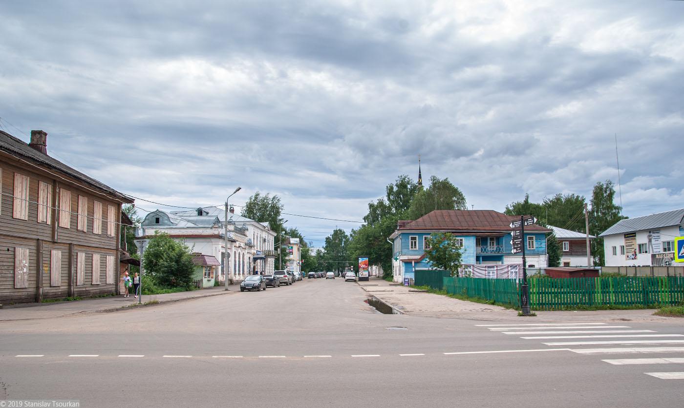 Вологодская область, Вологодчина, Великий устюг, Русский север, Октябрьский переулок