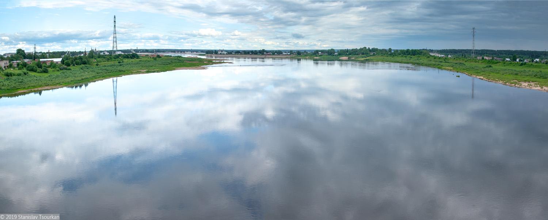 Вологодская область, Вологодчина, Великий устюг, Русский север, Сухона, мост