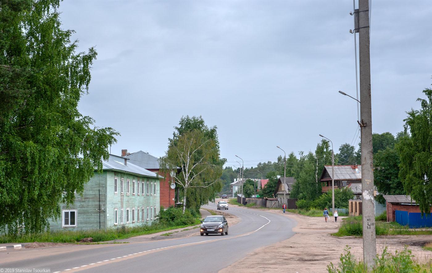 Вологодская область, Вологодчина, Великий устюг, Русский север, Гледенская улица