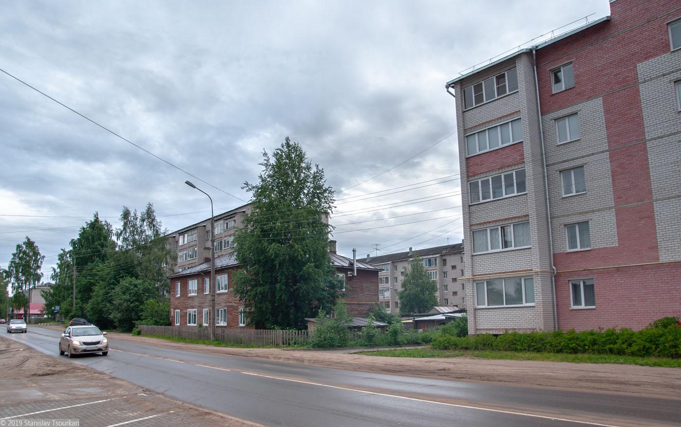 Вологодская область, Вологодчина, Великий устюг, Русский север, улица Неводчикова