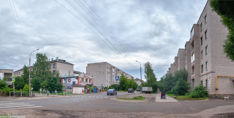 Вологодская область, Вологодчина, Великий устюг, Русский север, улица Кузнецова