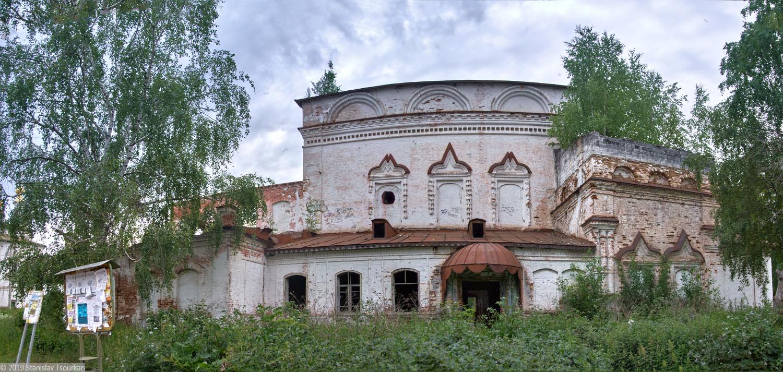 Вологодская область, Вологодчина, Великий устюг, Русский север, Сретенская церковь