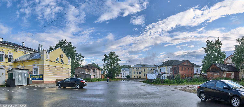 Вологодская область, Вологодчина, Великий Устюг, Русский север, дворы