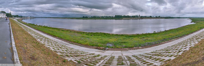 Вологодская область, Вологодчина, Великий Устюг, Русский север, Сухона, река