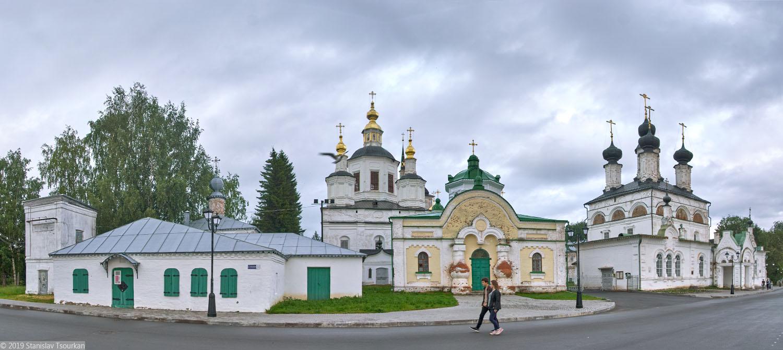 Вологодская область, Вологодчина, Великий устюг, Русский север, Соборное дворище