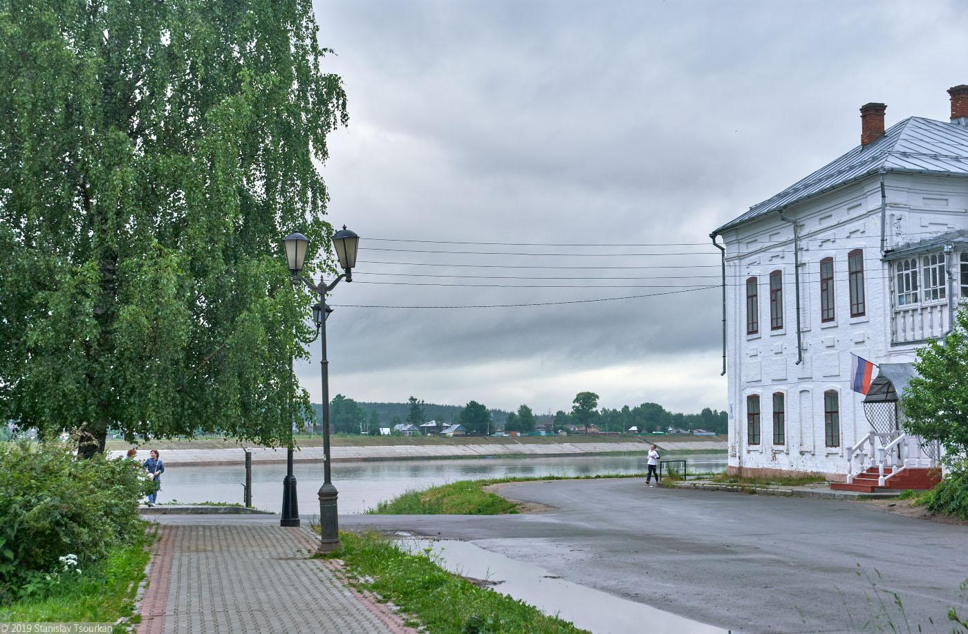 Вологодская область, Вологодчина, Великий устюг, Русский север, Набережная улица