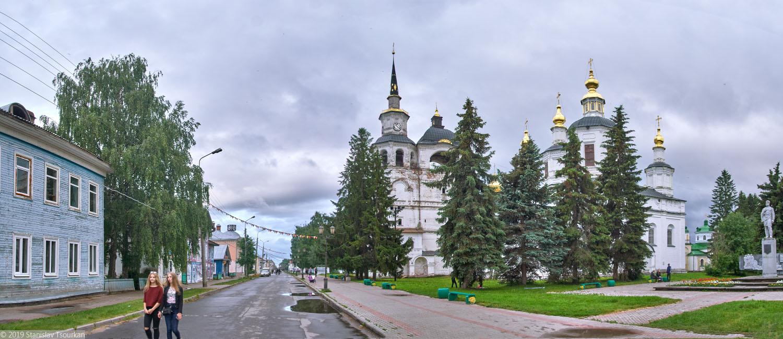 Вологодская область, Вологодчина, Великий устюг, Русский север, колокольня, колокольня Успенского собора