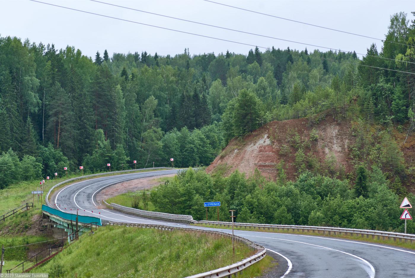 Вологодская область, Вологодчина, Великий Устюг, Русский север, дорога А-123, А-123
