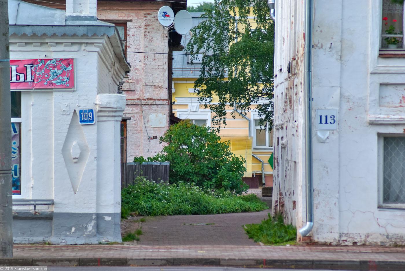 Вологодская область, Вологодчина, Великий Устюг, Русский север, Ы, Советский проспект