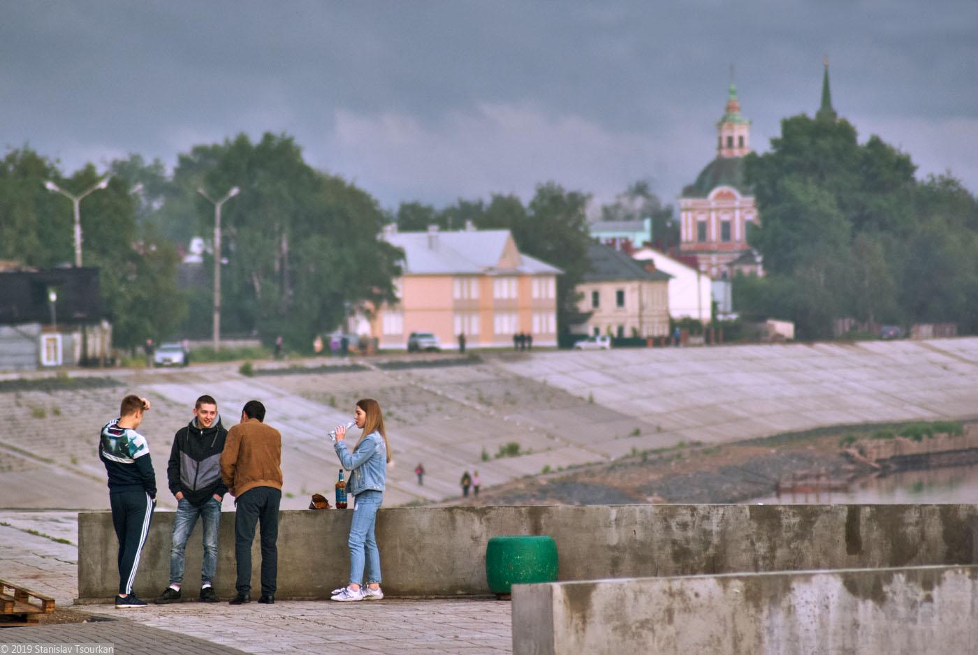 Вологодская область, Вологодчина, Великий Устюг, Русский север, молодёжь, день молодёжи