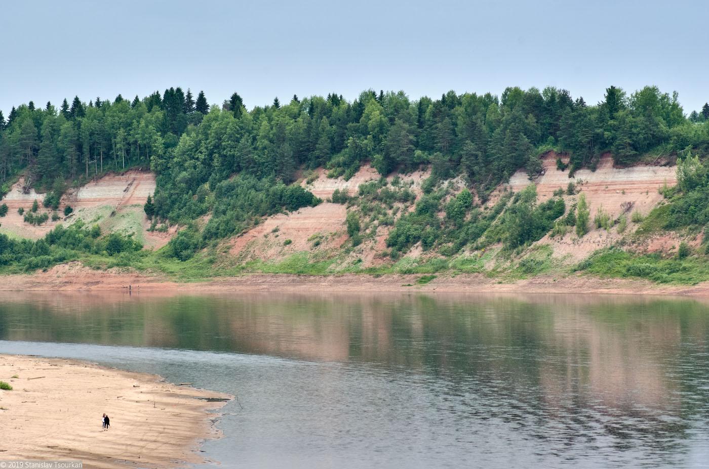 Вологодская область, Вологодчина, Великий устюг, Русский север, Сухона, крутой берег