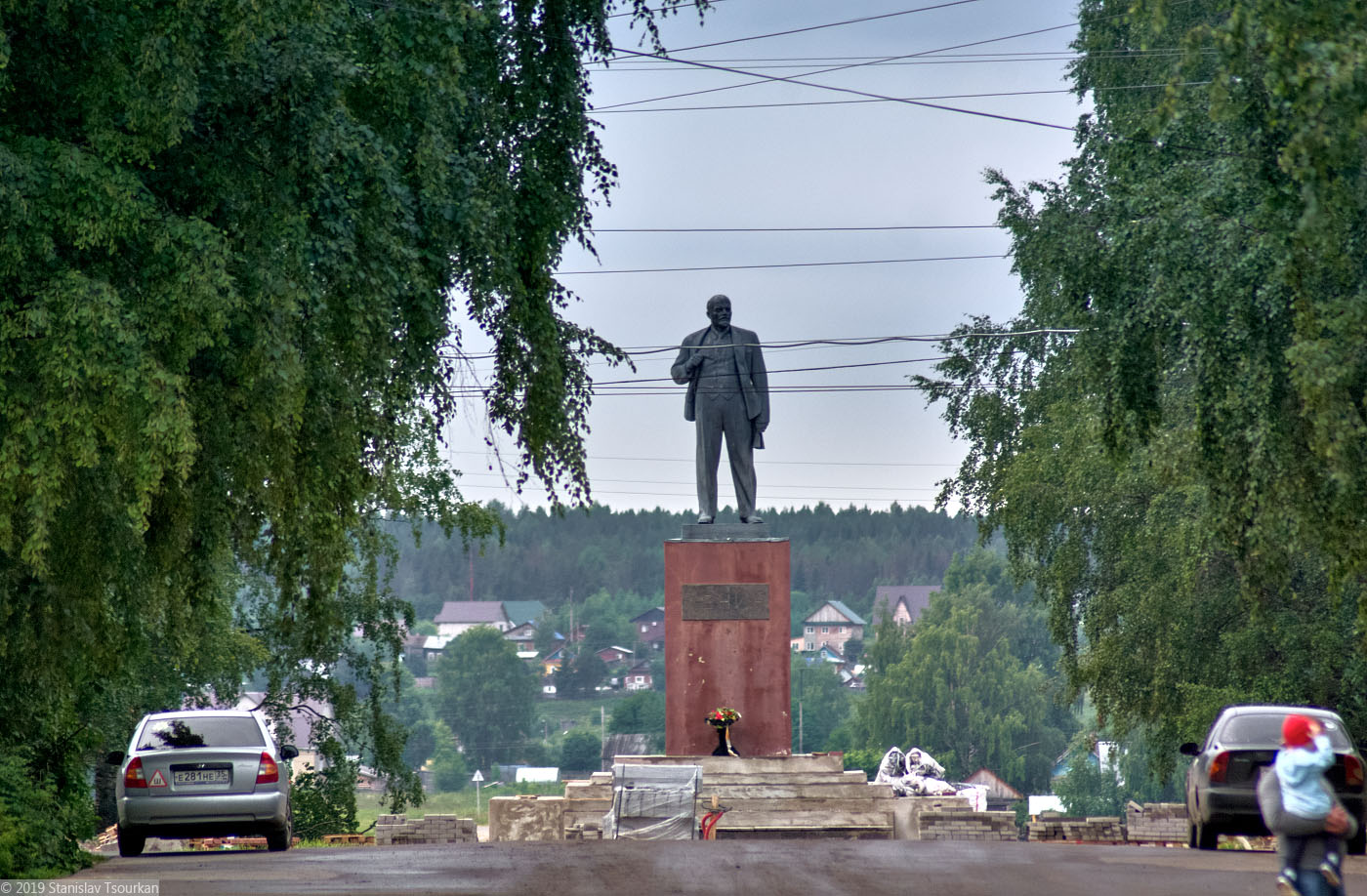Вологодская область, Вологодчина, Великий устюг, Русский север, Ленин