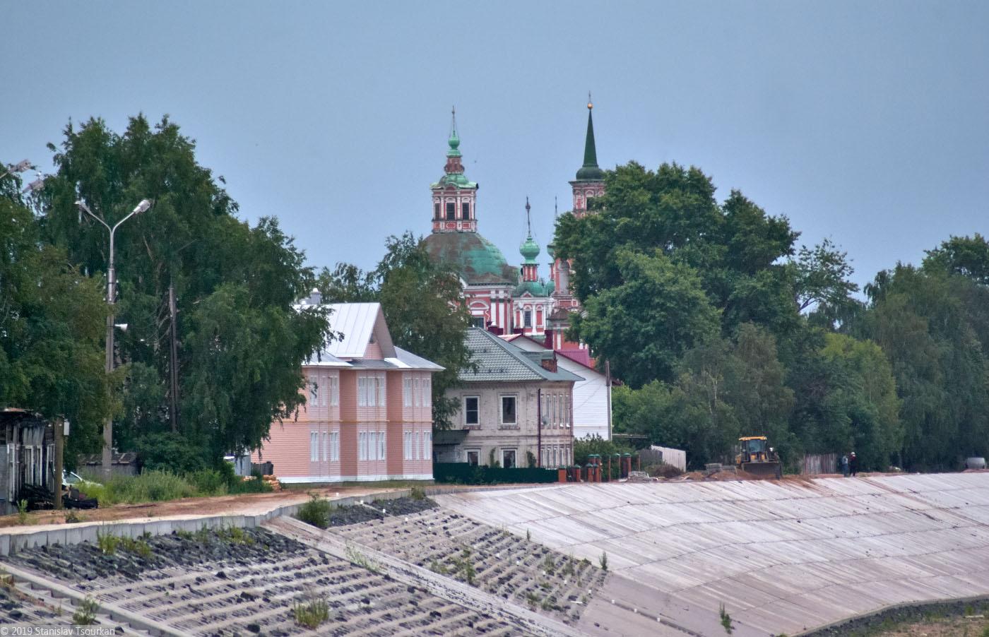 Вологодская область, Вологодчина, Великий устюг, Русский север, Симеоновская церковь