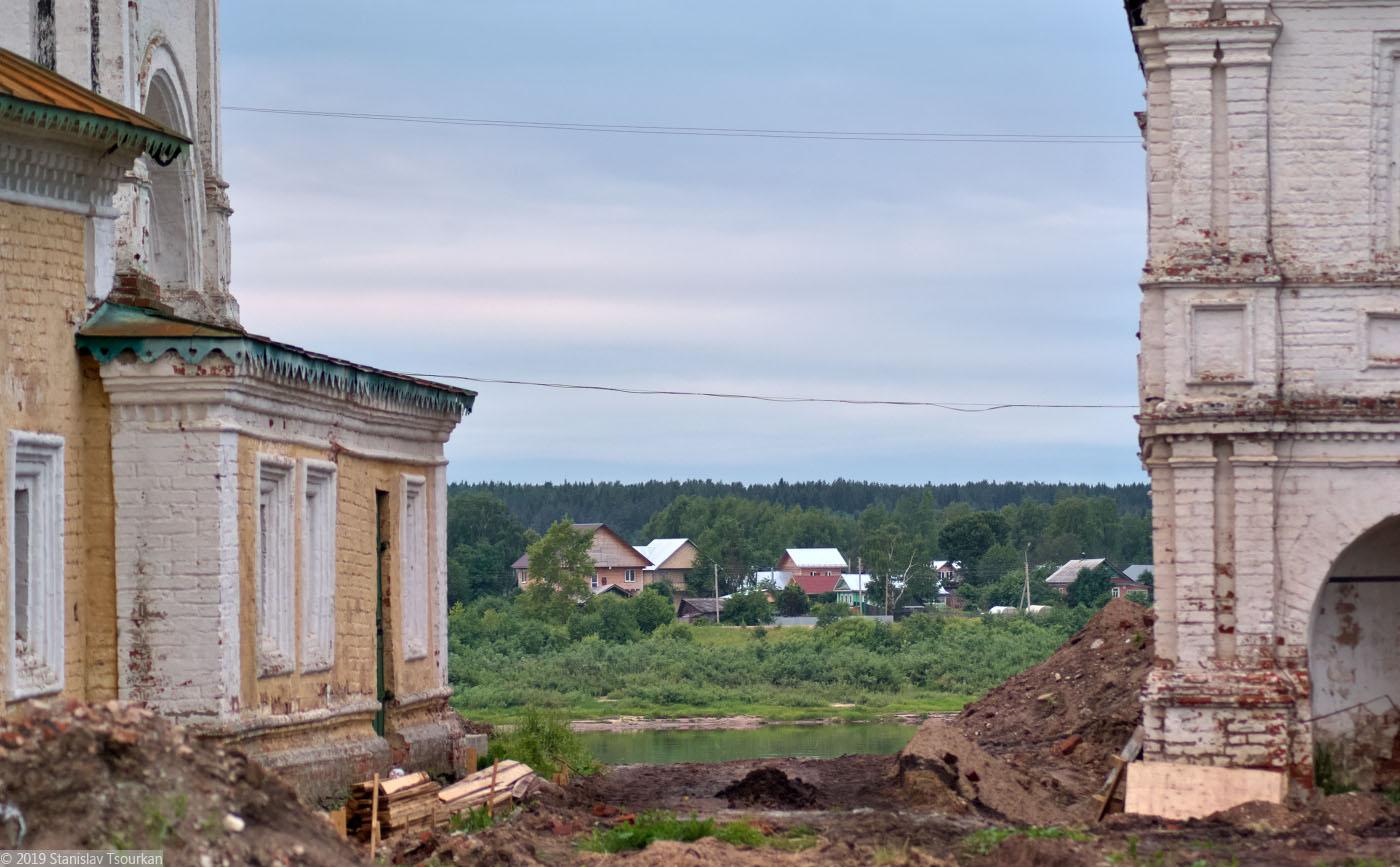 Вологодская область, Вологодчина, Великий устюг, Русский север, Николо-Гостунская церковь, церковь Николая Чудотворца