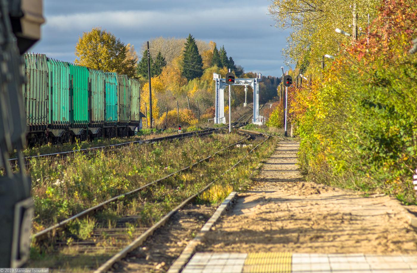 Красный Холм, станция Красный Холм, вокзал, ж/д вокзал, пути