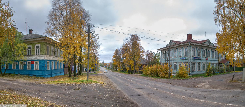 Октябрьская улица, Красный Холм