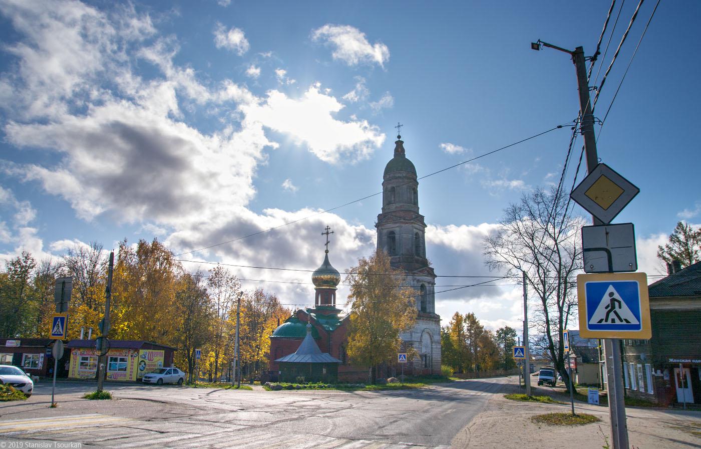 Троицкая церковь, Троицкая часовня, колокольня Троицкого собора, Красный холм