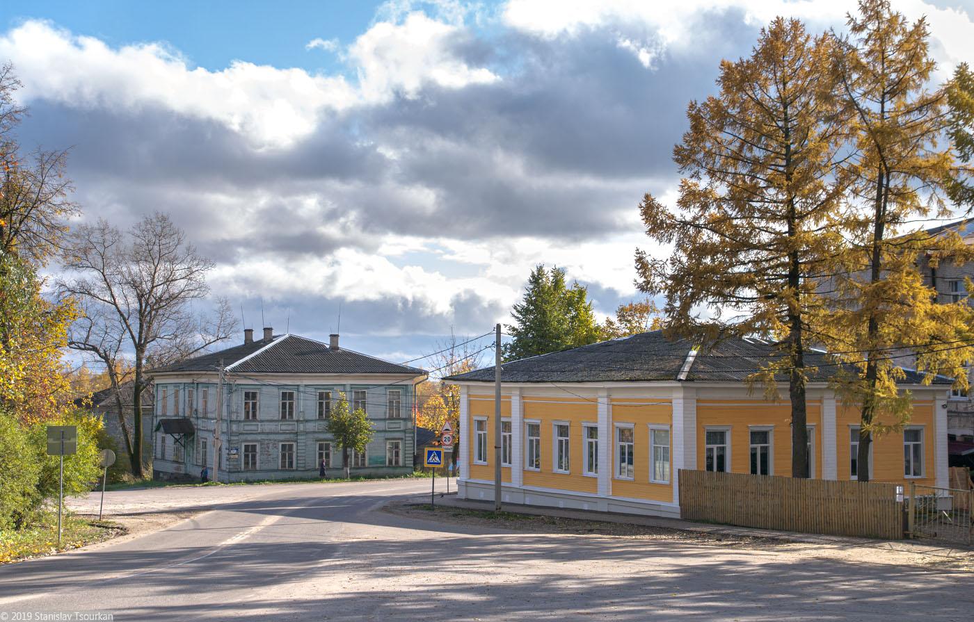 Красный Холм, Советская ул.