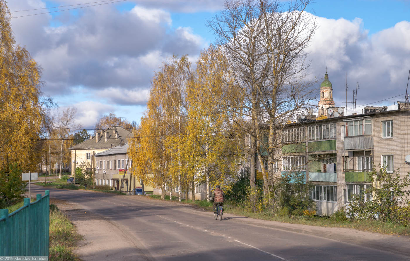 Красный Холм, колокольня, Красный переулок