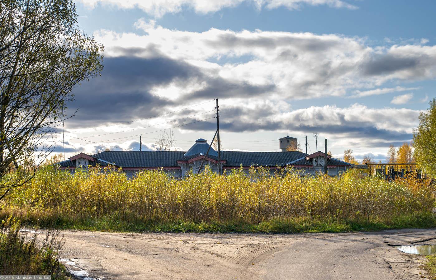 ж/д вокзал, станция Красный холм, вокзал, деревянный вокзал, Красный холм