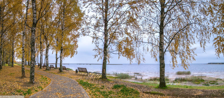 Весьегонск, Тверская область, Приморский парк