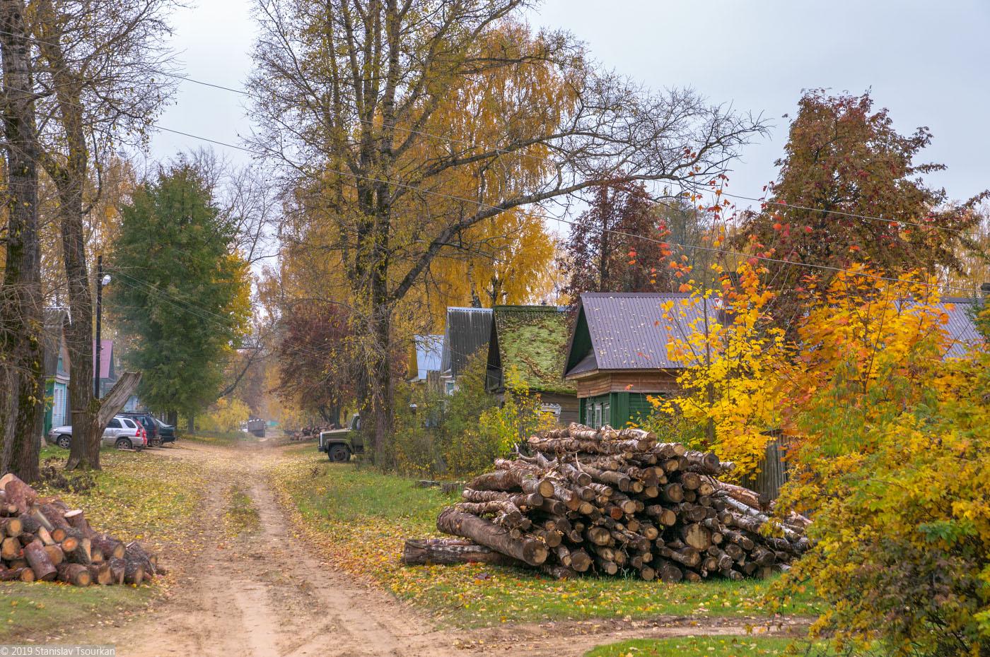 Весьегонск, дрова