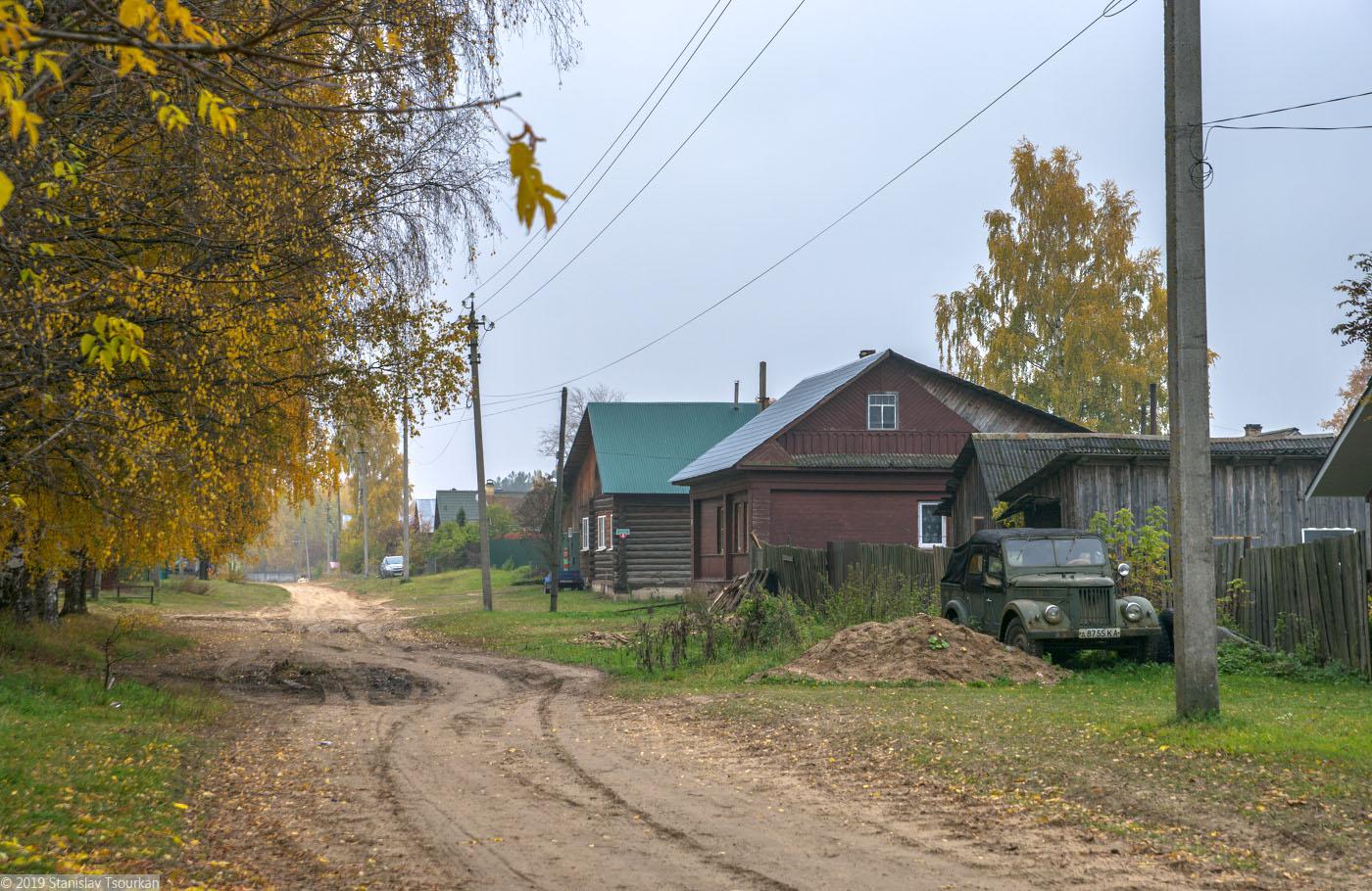 Весьегонск, Тверская область, ГАЗ