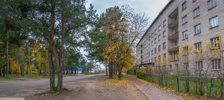 Весьегонск, Тверская область, ул. Маркса
