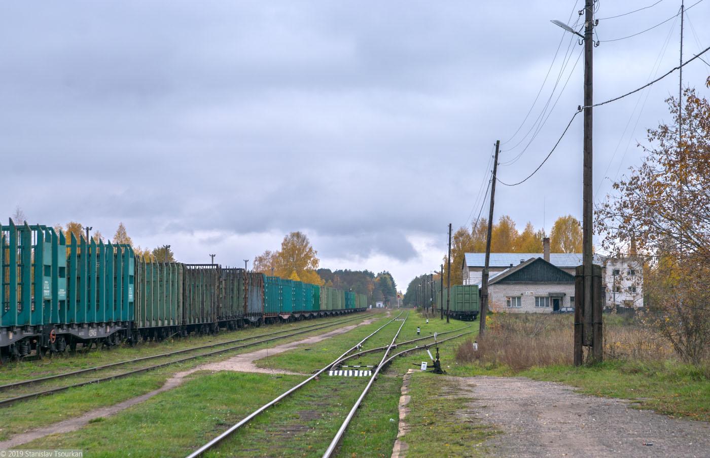 Весьегонск, Тверская область, ж/д, железная дорога, станция Весьегонск, платформа, пассажирская платформа