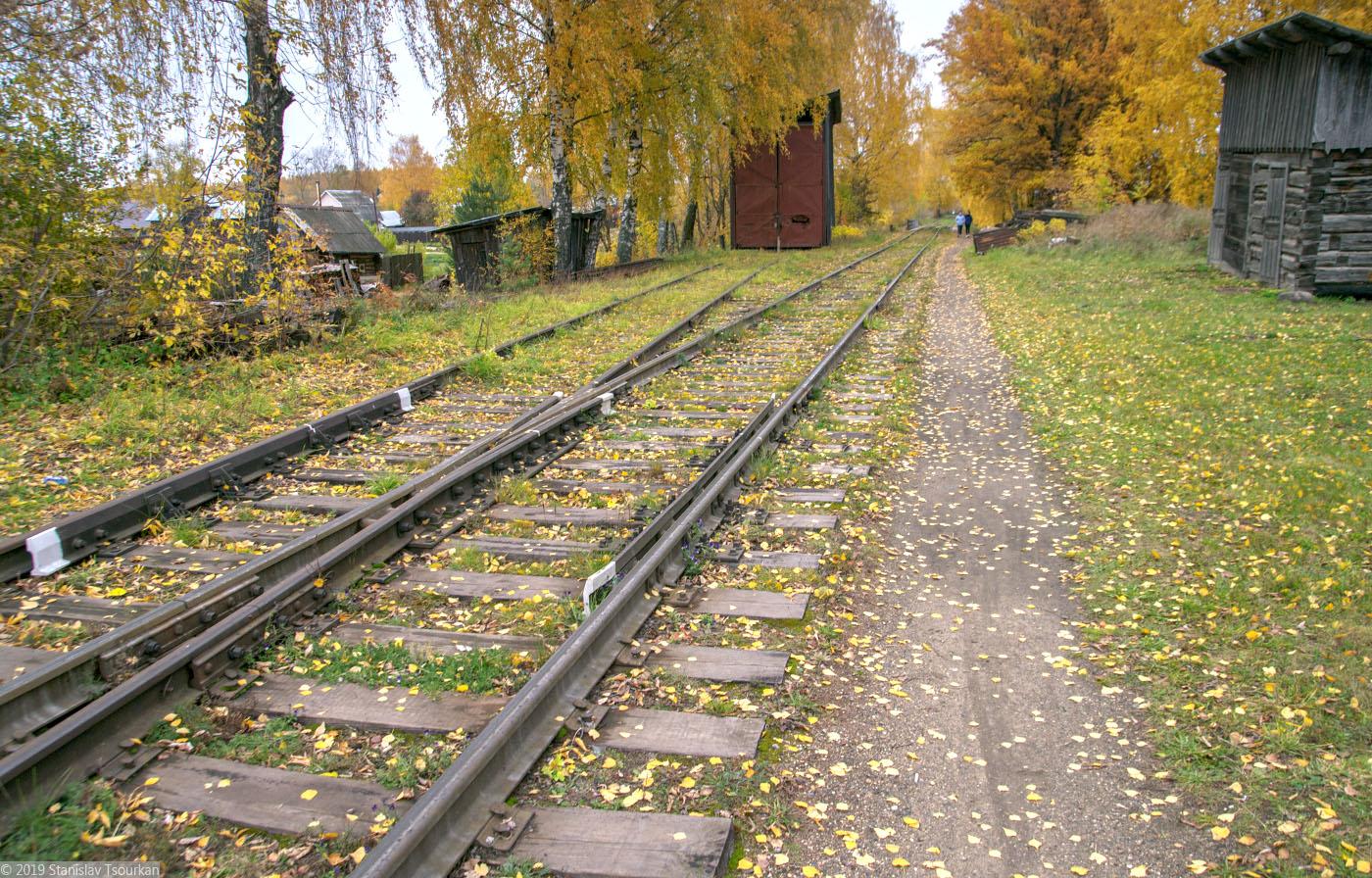 Весьегонск, Тверская область, ж/д, железная дорога, станция Весьегонск, гараж
