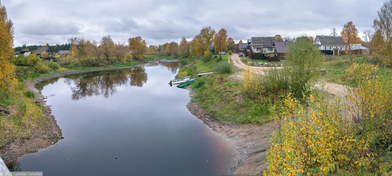 Весьегонск, Тверская область, Чухарный ручей, улица Жигарёва