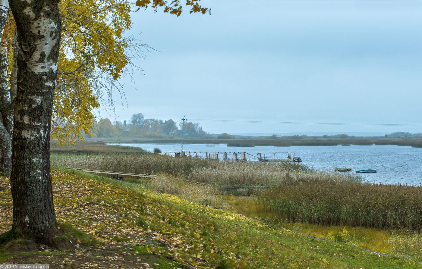 Весьегонск, Приморский парк, Рыбинское море, Рыбинское водохранилище, турбаза, Афанасий
