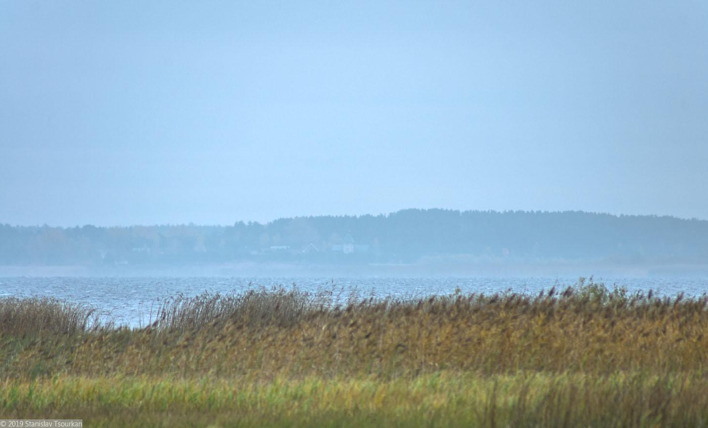 Весьегонск, Тверская область, Рыбинское водохранилище