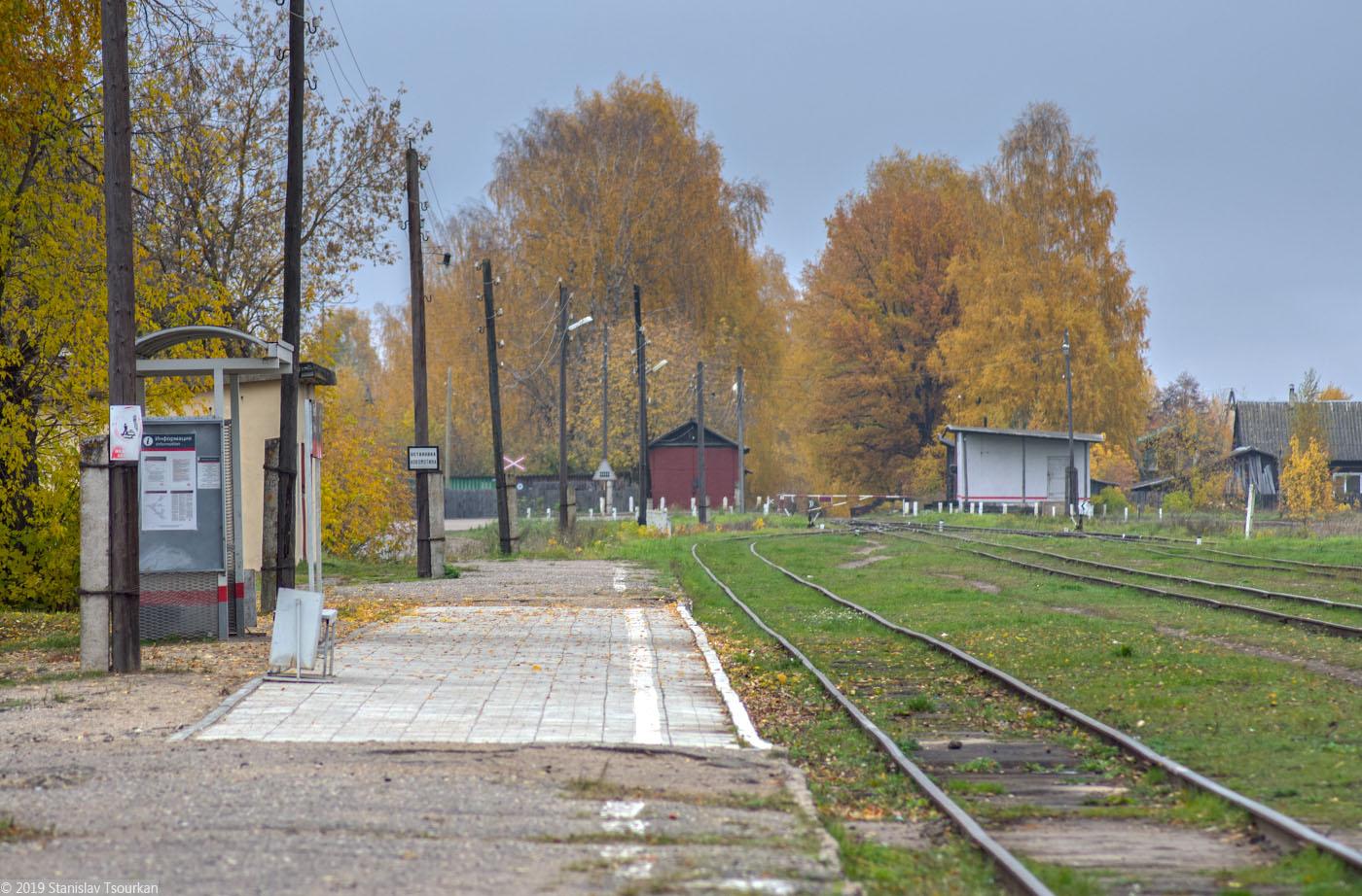 Тверская область, Весьегонск. станция Весьегонск, железная дорога, ж/д