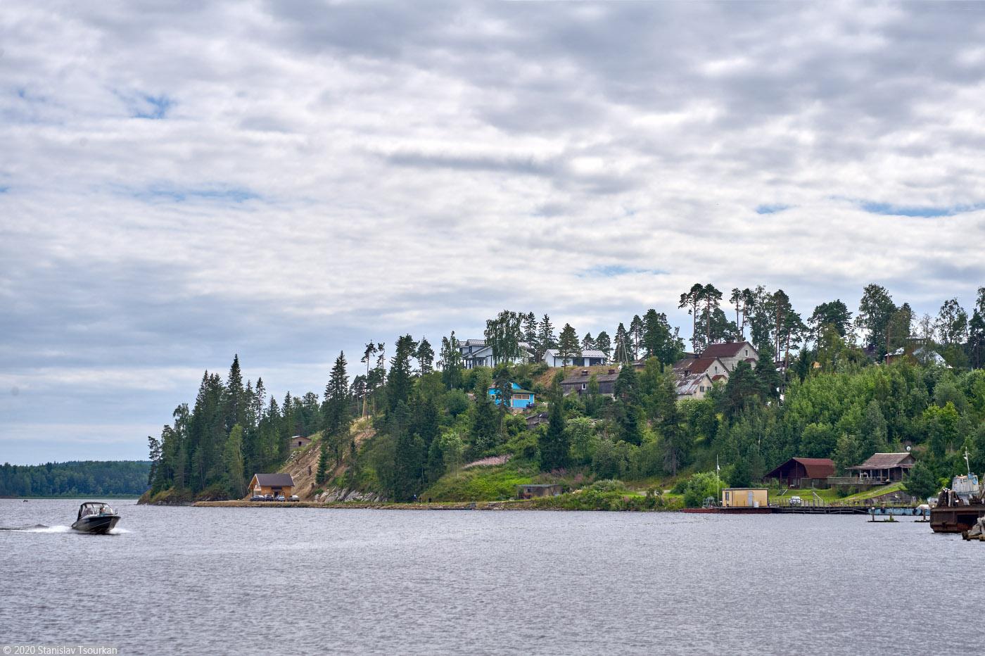 Лахденпохья, Карелия, республика Карелия, Ладожское озеро, Якимварский залив