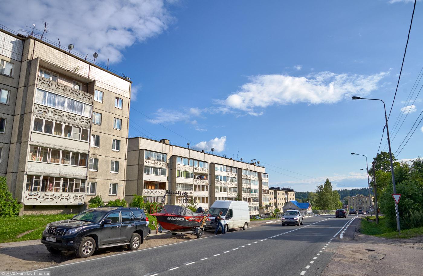 Лахденпохья, Карелия, республика Карелия, Советская улица