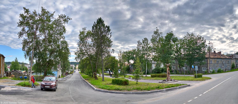 Лахденпохья, Карелия, республика Карелия, Красноармейская улица