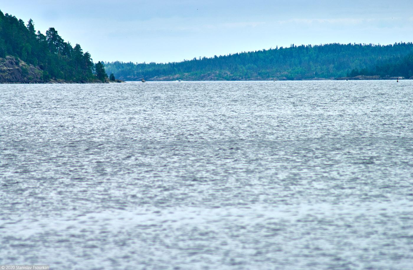 Лахденпохья, Карелия, республика Карелия, Ладожское озеро