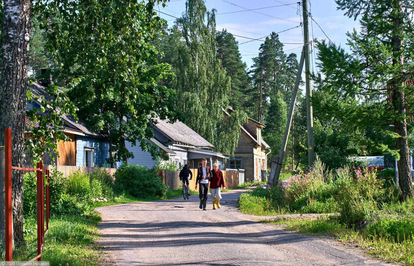 Лахденпохья, Карелия, республика Карелия, улица Бусалова