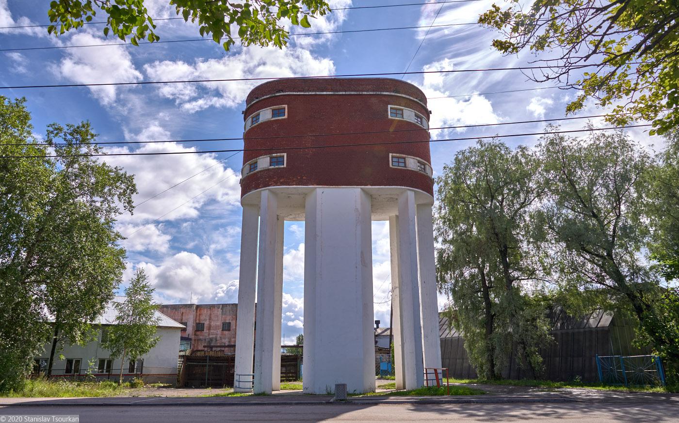 Карелия, республика Карелия, Сортавала, russia, karjala, sortavala, водонапорная башня, водонапорка