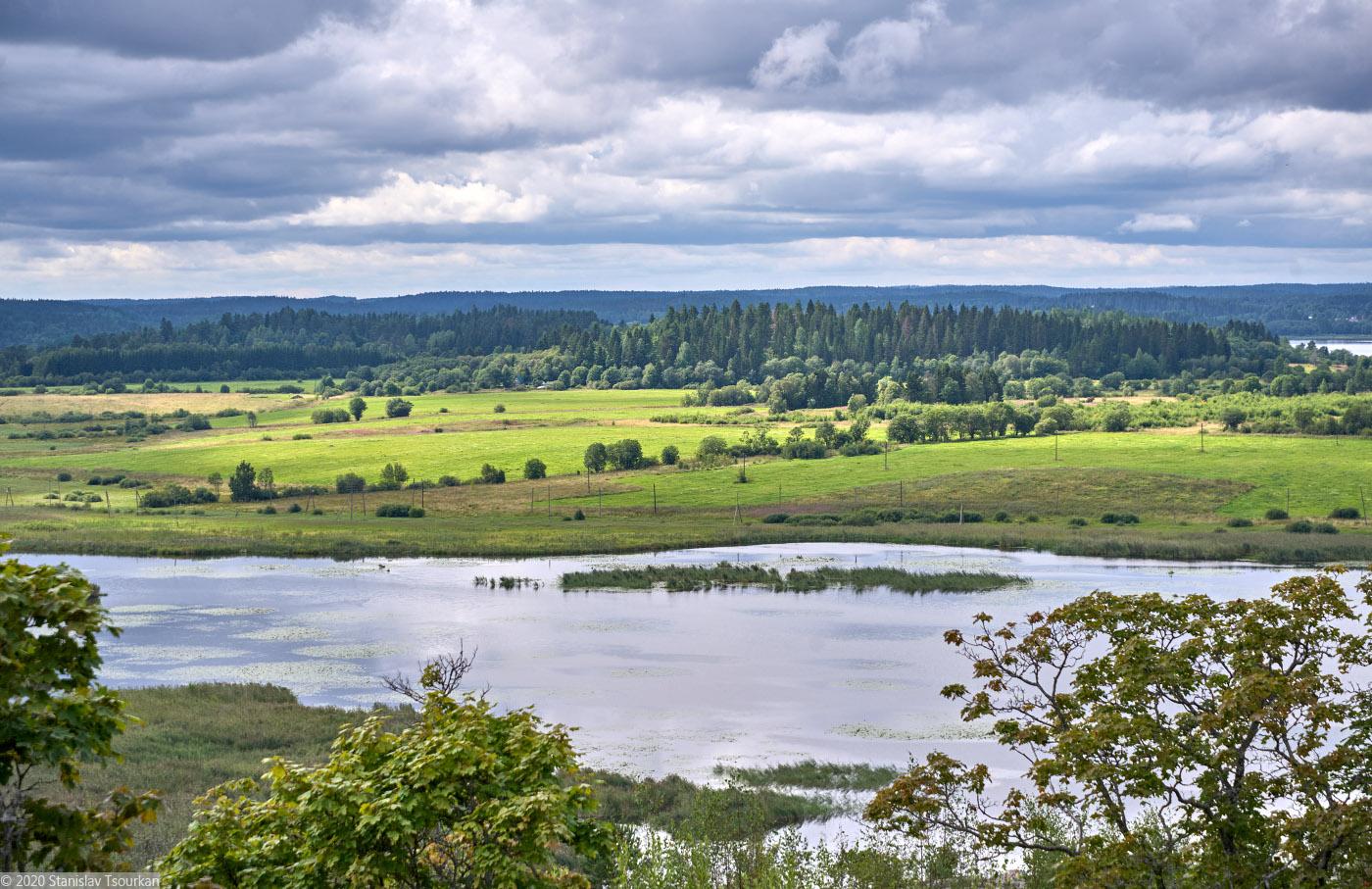 Карелия, республика Карелия, гора, Кухавуори, пейзажи, природа, Айранне