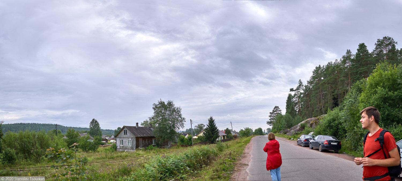 Карелия, республика Карелия, гора, Хийденвуори, пейзажи, природа, Хийденсельга, ляскельская ужд