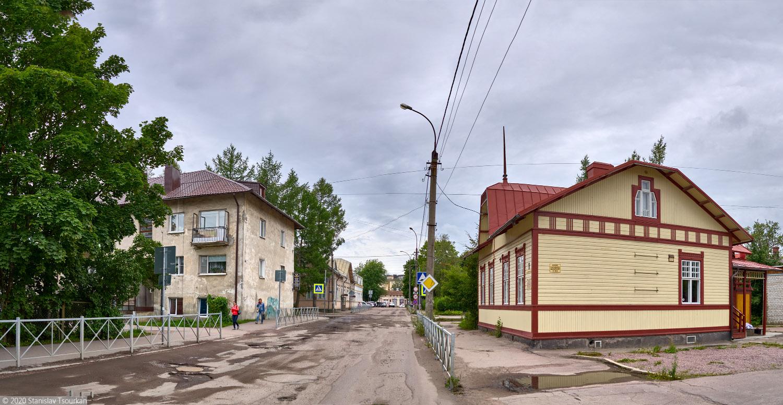 Карелия, республика Карелия, Сортавала, russia, karjala, sortavala, Октябрьская улица