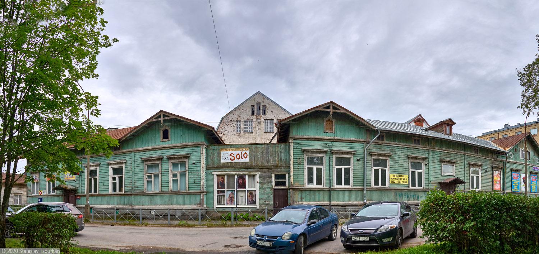 Карелия, республика Карелия, Сортавала, russia, karjala, sortavala, Садовая улица