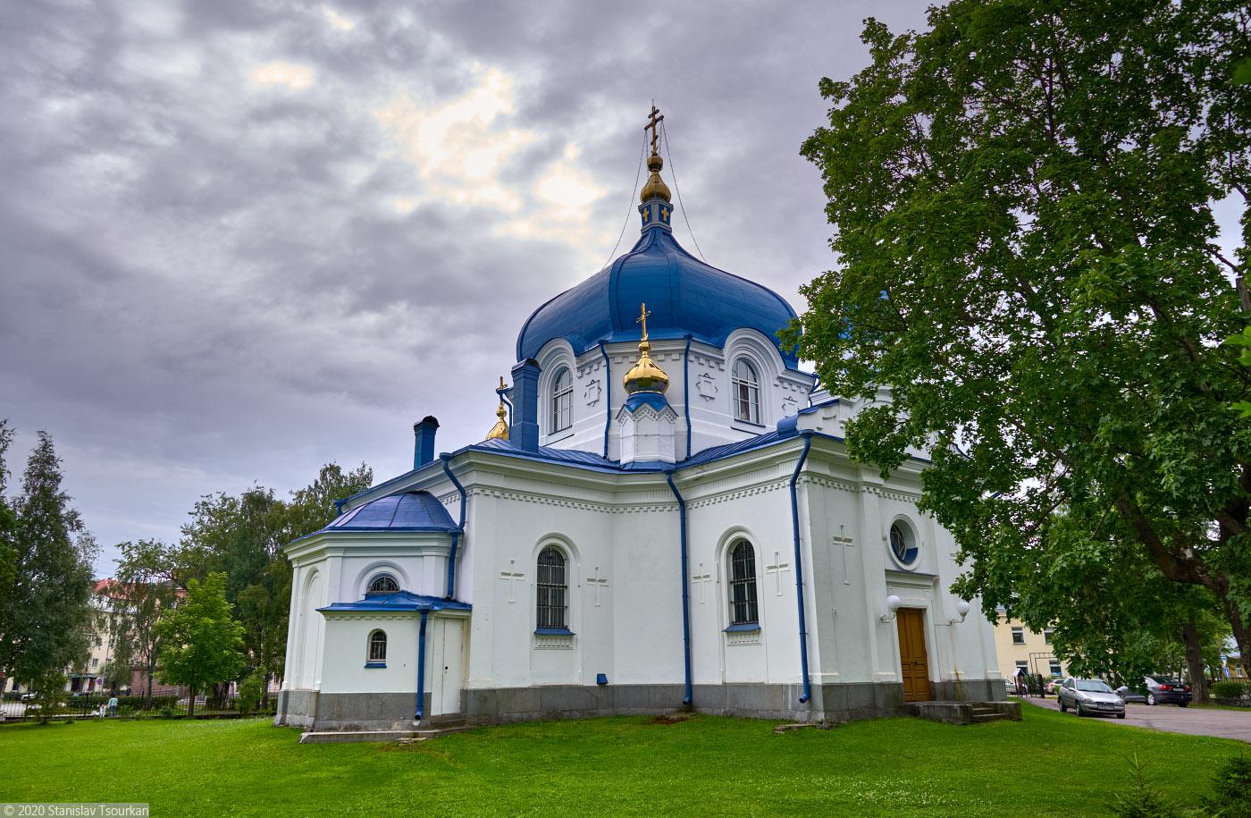 Карелия, республика Карелия, Сортавала, russia, karjala, sortavala, Никольская церковь